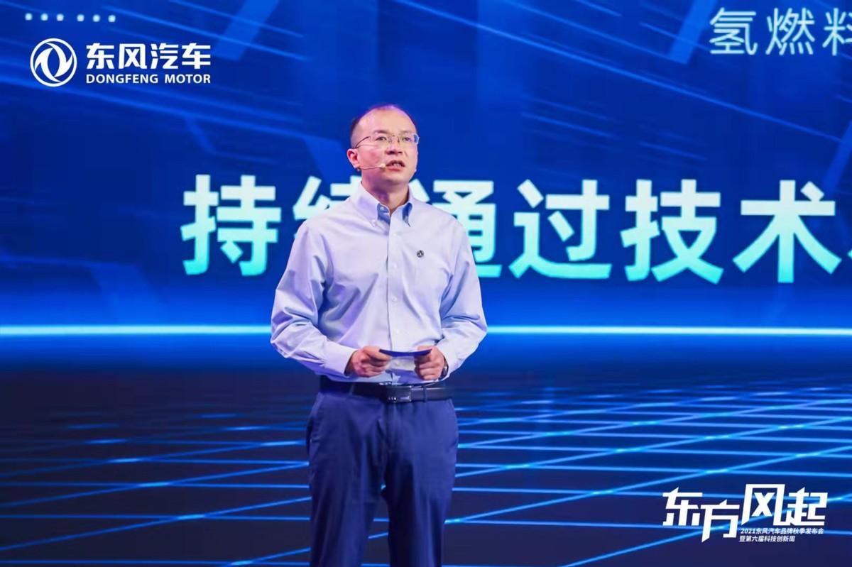 """东风商用车发布生态品牌""""鲲跃""""打造绿色智慧物流解决方案"""