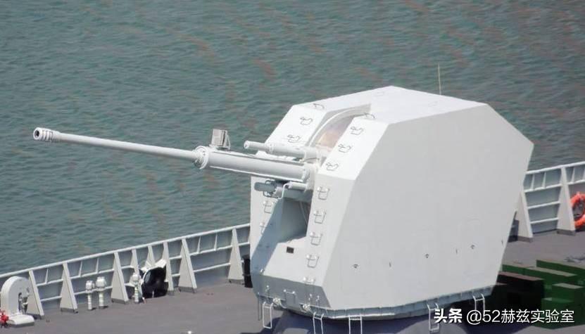 055驱逐舰为啥就一门主炮?但威力可顶一个陆军炮兵营