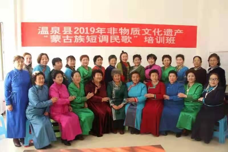 第五批国家级非遗名录公布 蒙古族短调民歌上榜