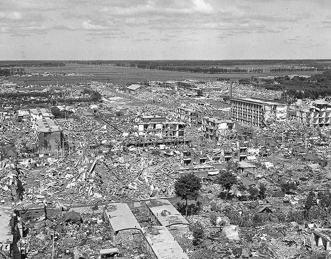唐山大地震是哪一年,1976年(伤亡达九十多万)-第1张图片-IT新视野