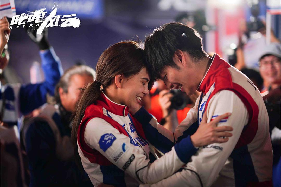 剧情新颖场景震撼,《叱咤风云》打造华语赛车电影新经典