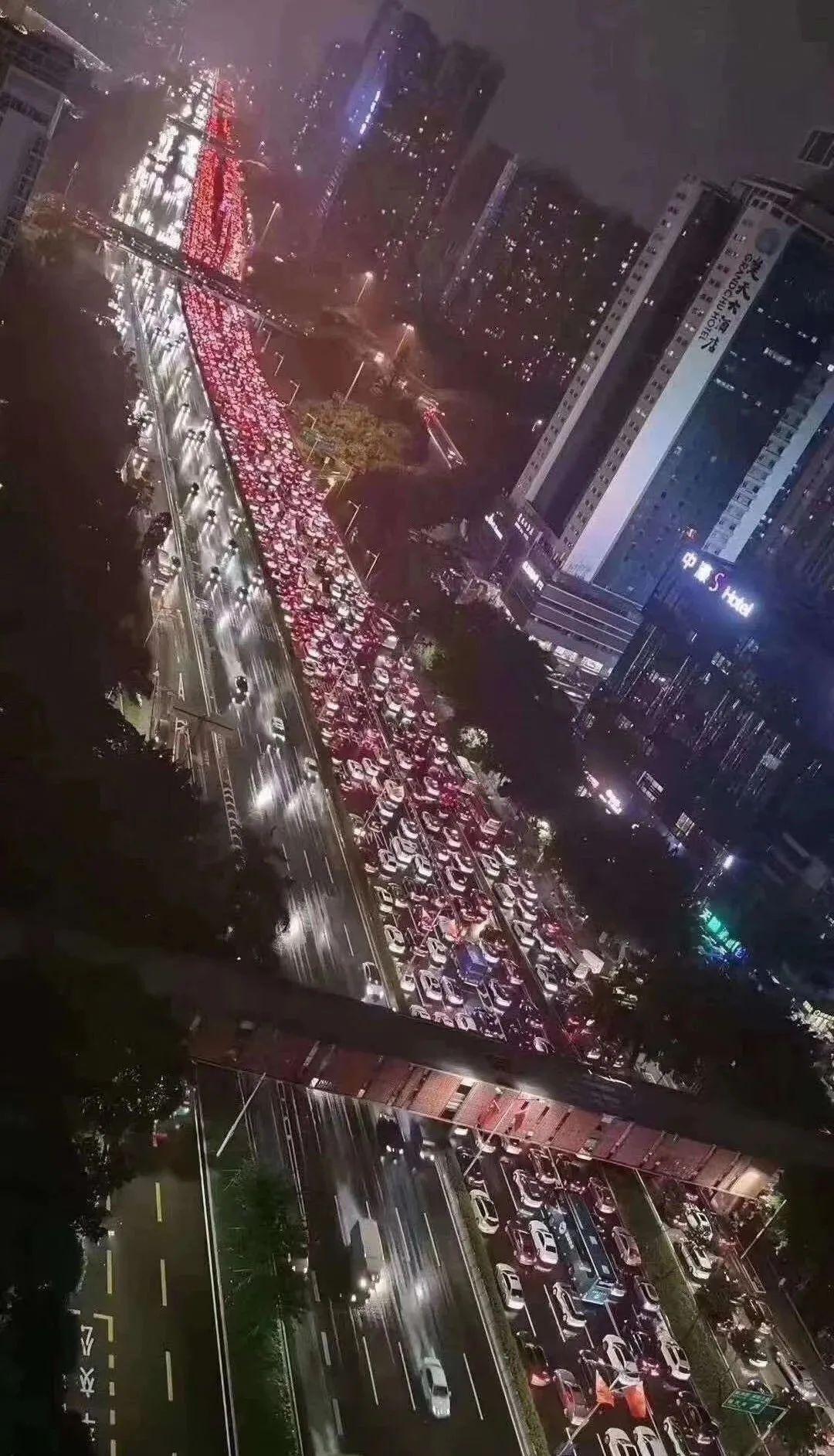 中国十一国庆节 5亿人出游! 报复性消费!