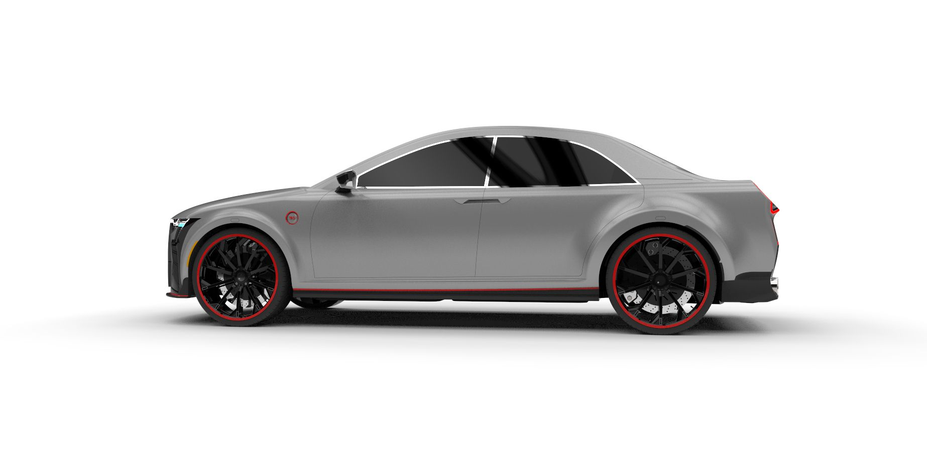 t6-2020轿车模型3D图纸 STEP格式