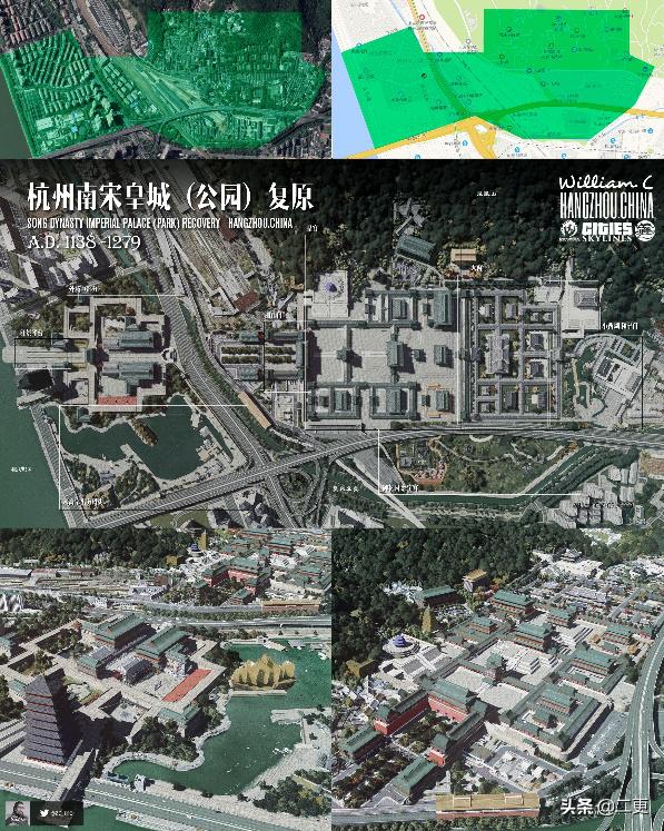 他用3年建一座杭州城,3个月还原《红楼梦》大观园,惊艳网友