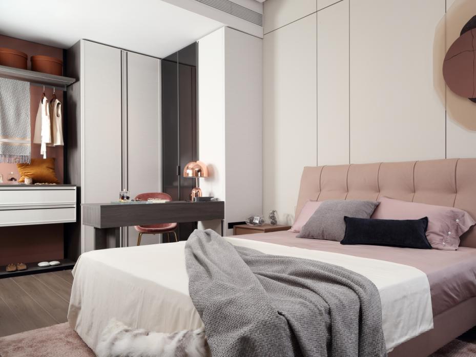 82㎡两居室,这才是都市时髦精的精致小家