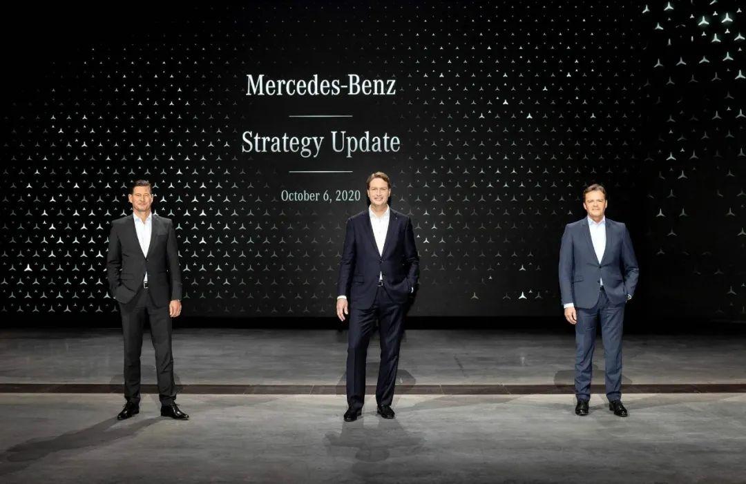 奔驰全新品牌战略转型,竟然就是特斯拉的翻版?