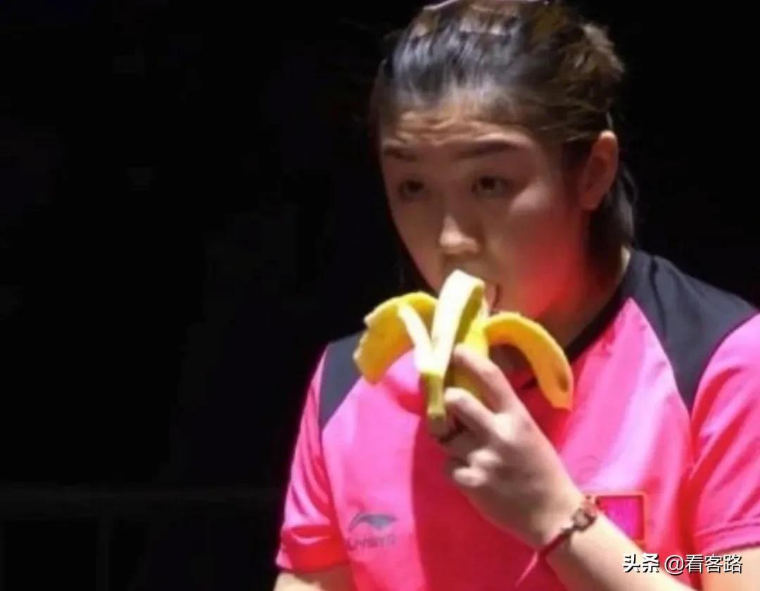 香蕉火了!为何运动员都爱吃蕉-看客路