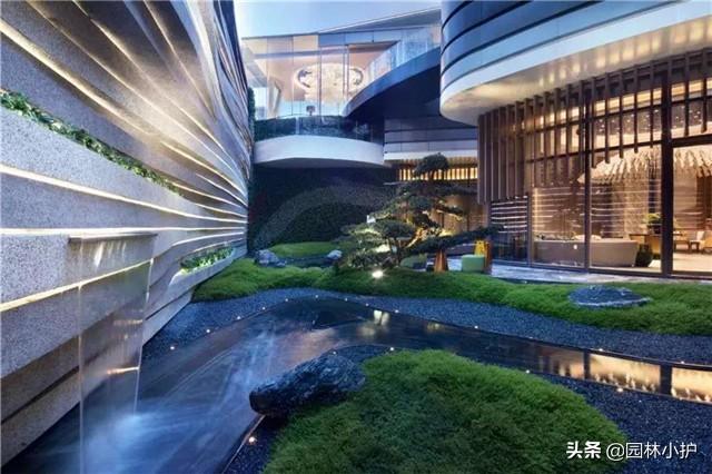 当景观与建筑相融合,每一帧画面都是一部大片!