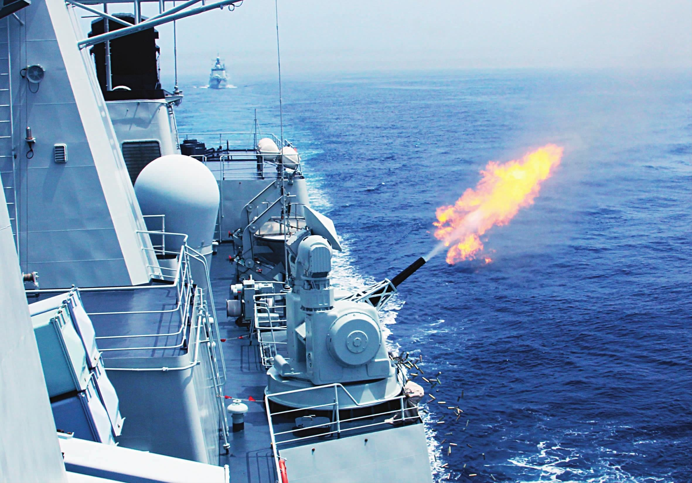 美海军战略文件披露,令美感到最紧迫的是中国海军现代化建设?