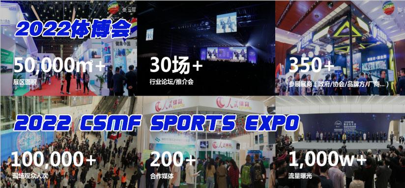 2022年中国体育用品博览会于4月2日举办