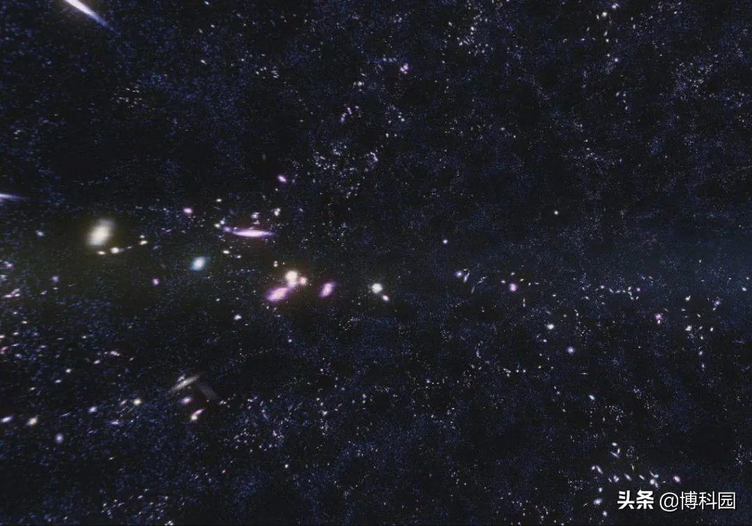 """发现130亿年前有一个发光星系,或将能破解""""宇宙再电离""""难题"""