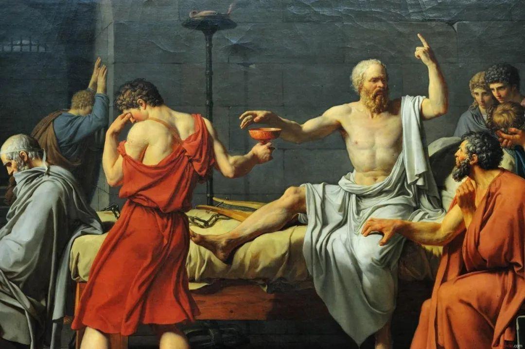 """坤鹏论:读《美诺篇》学习苏格拉底的善和""""知识即美德""""(一)-坤鹏论"""
