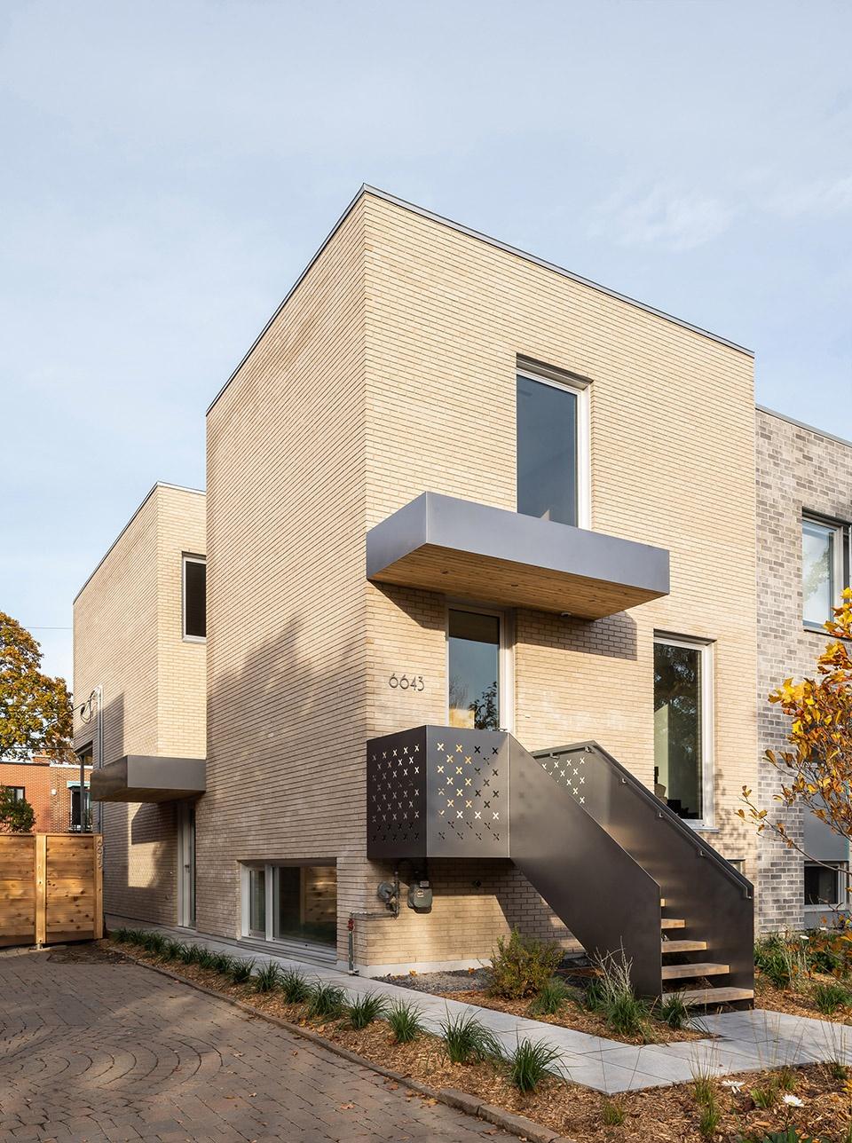 住宅改造——一屋两户,满足兄妹两家庭生活在一起的愿望