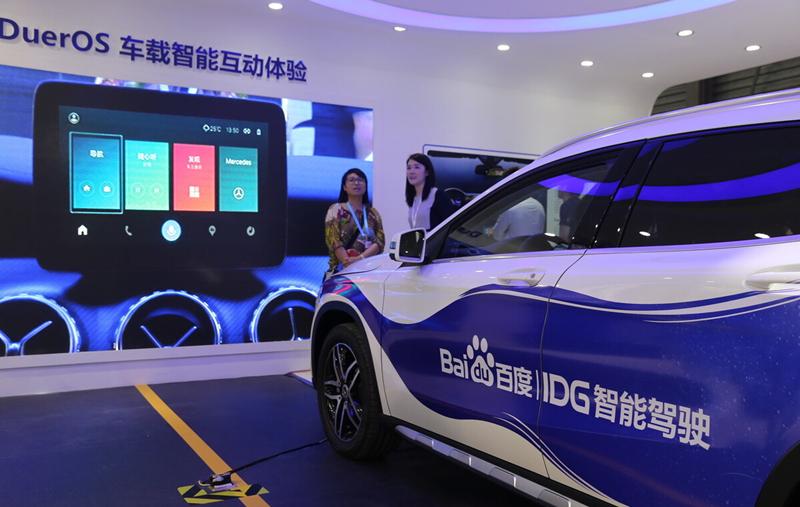 再添三员虎将,智能车市场竞争加剧
