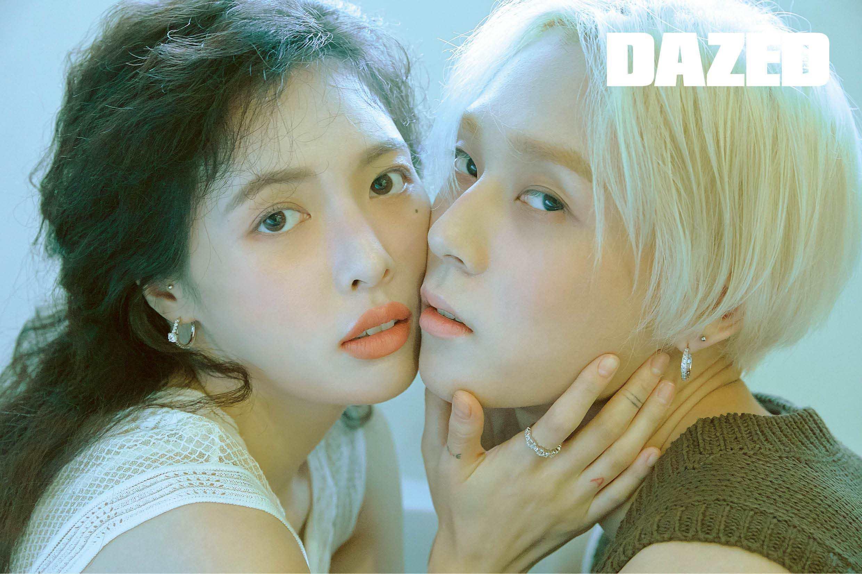 网友们心目中最甜的5对韩圈情侣CP 发的糖够甜吗