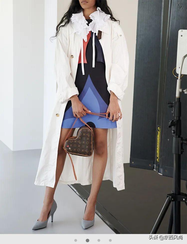 路易威登2021早春女装系列,尽显时尚王牌的,经典与时髦