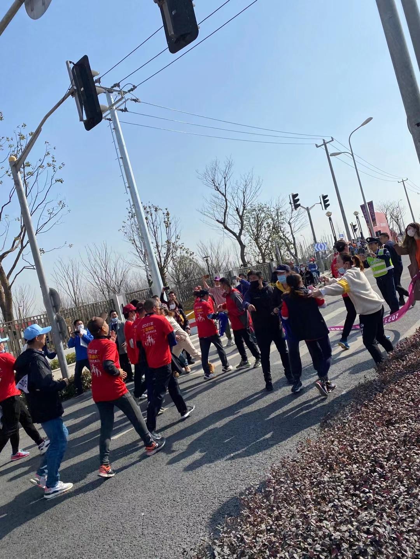 """2021年""""兰香湖杯""""迎新环湖健步行"""