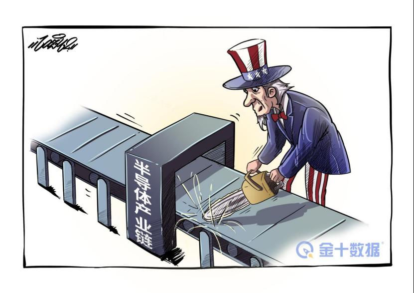 """投资3270亿!美国拟与日本成立""""半导体工作组"""",韩国也将入局?"""