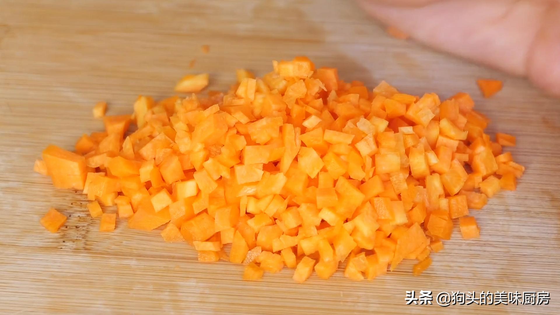 豆腐切成丁,不炒不煎不油炸,连吃一个月也不腻,营养丰富又美味 美食做法 第10张