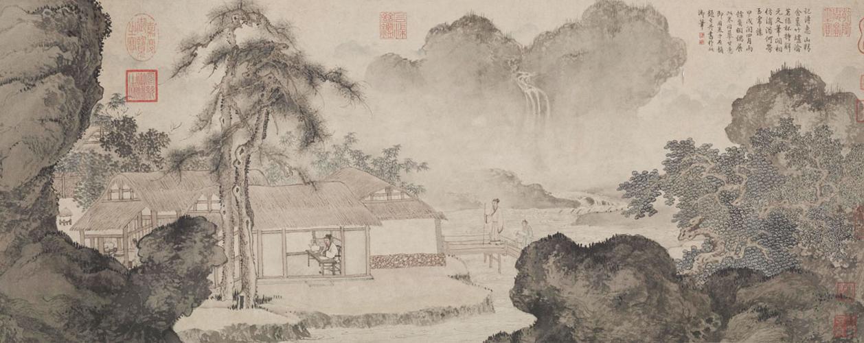 从唐朝、宋朝到明朝:王维、司马光、唐伯虎与文人园林的二三事