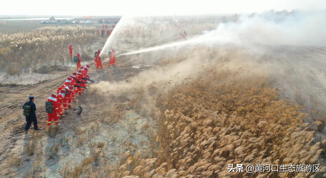 2020年森林草原消防灭火演练