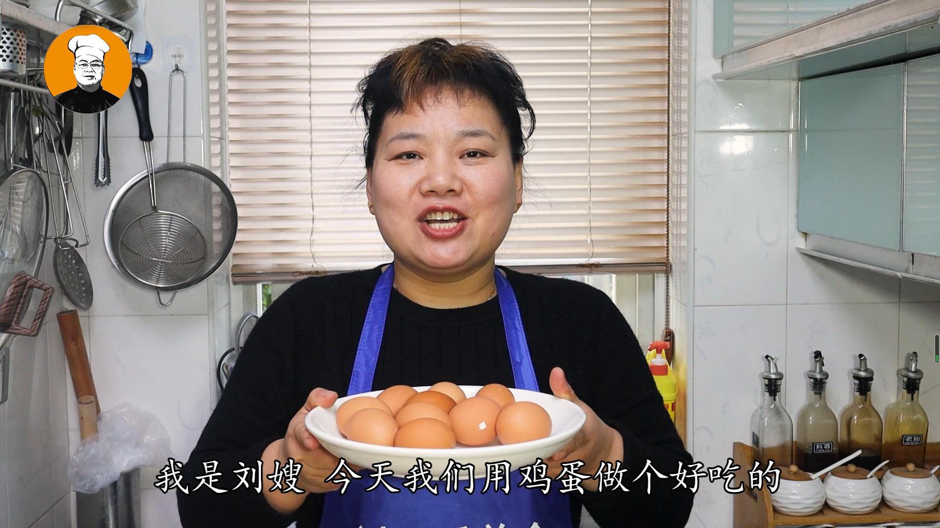 虎皮鸡蛋正确做法,一煮二炸三炖,鸡蛋香酥可口,饭店都很难吃到 美食做法 第1张