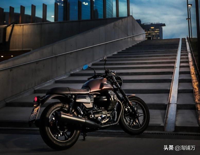 摩托古兹V7 III Stone日本国接纳预订 比中国划算许多