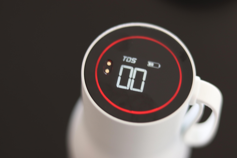 VSitoo不锈钢智能保温杯体验分享,你生活中的贴心喝水小管家