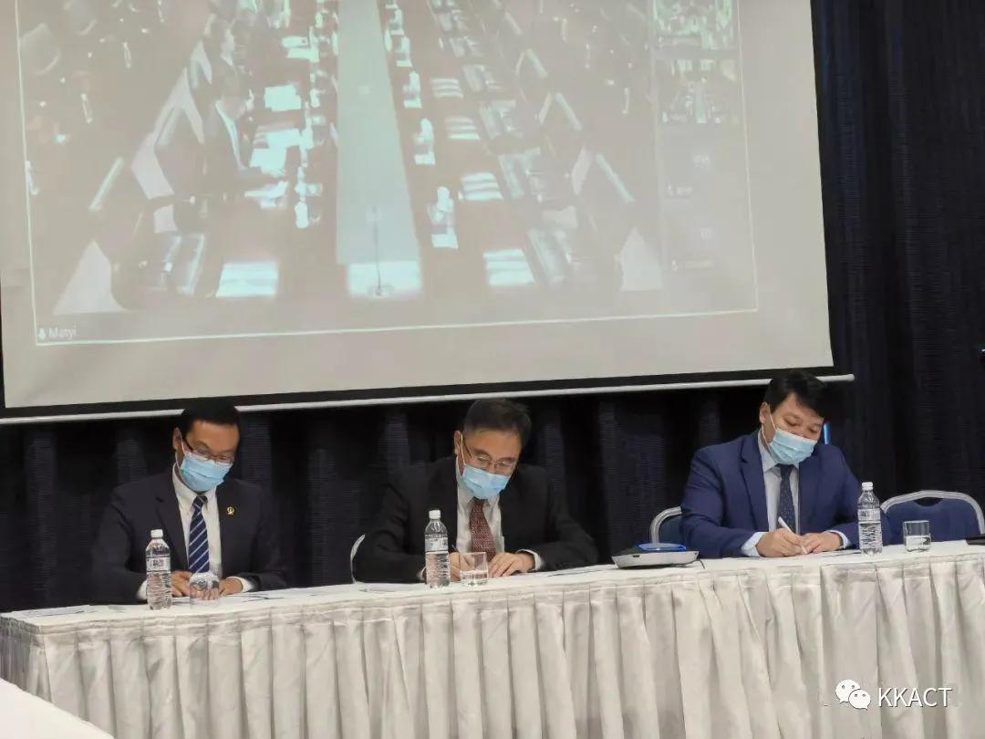 中企签约哈萨克斯坦沙尔基亚矿山项目