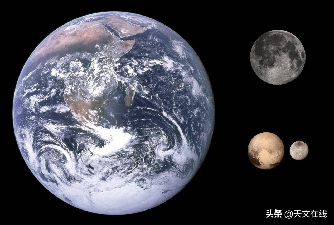 冥王星的轨道:在它的上面,一年到底有多长?
