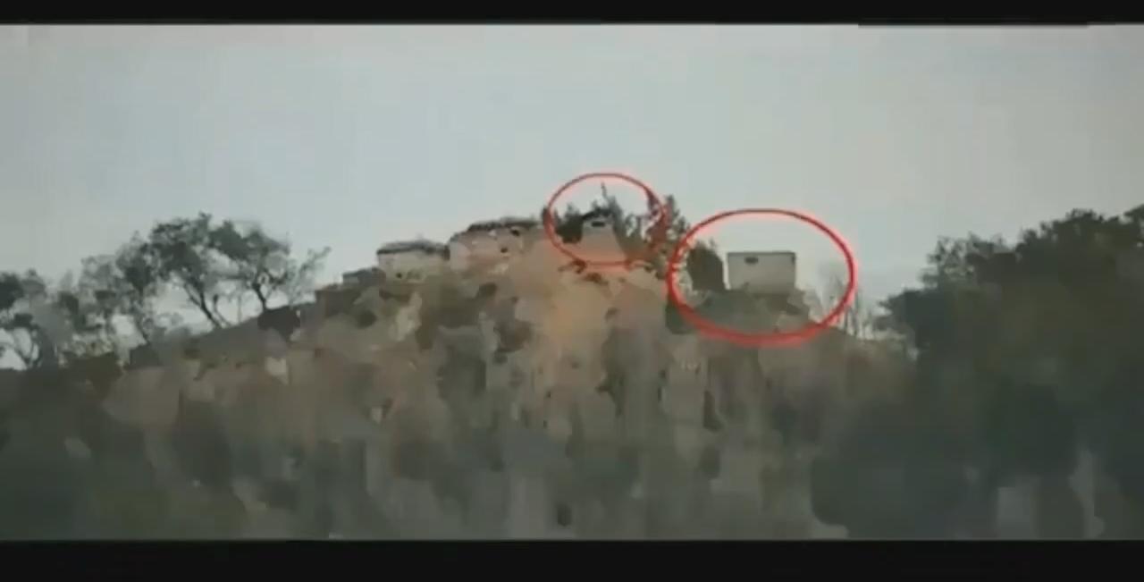 反擊來了,巴鐵使用普通火炮打出軍威,多個印度哨所被摧毀