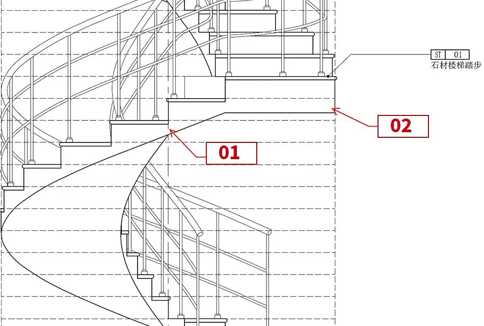 旋转楼梯该怎么设计?