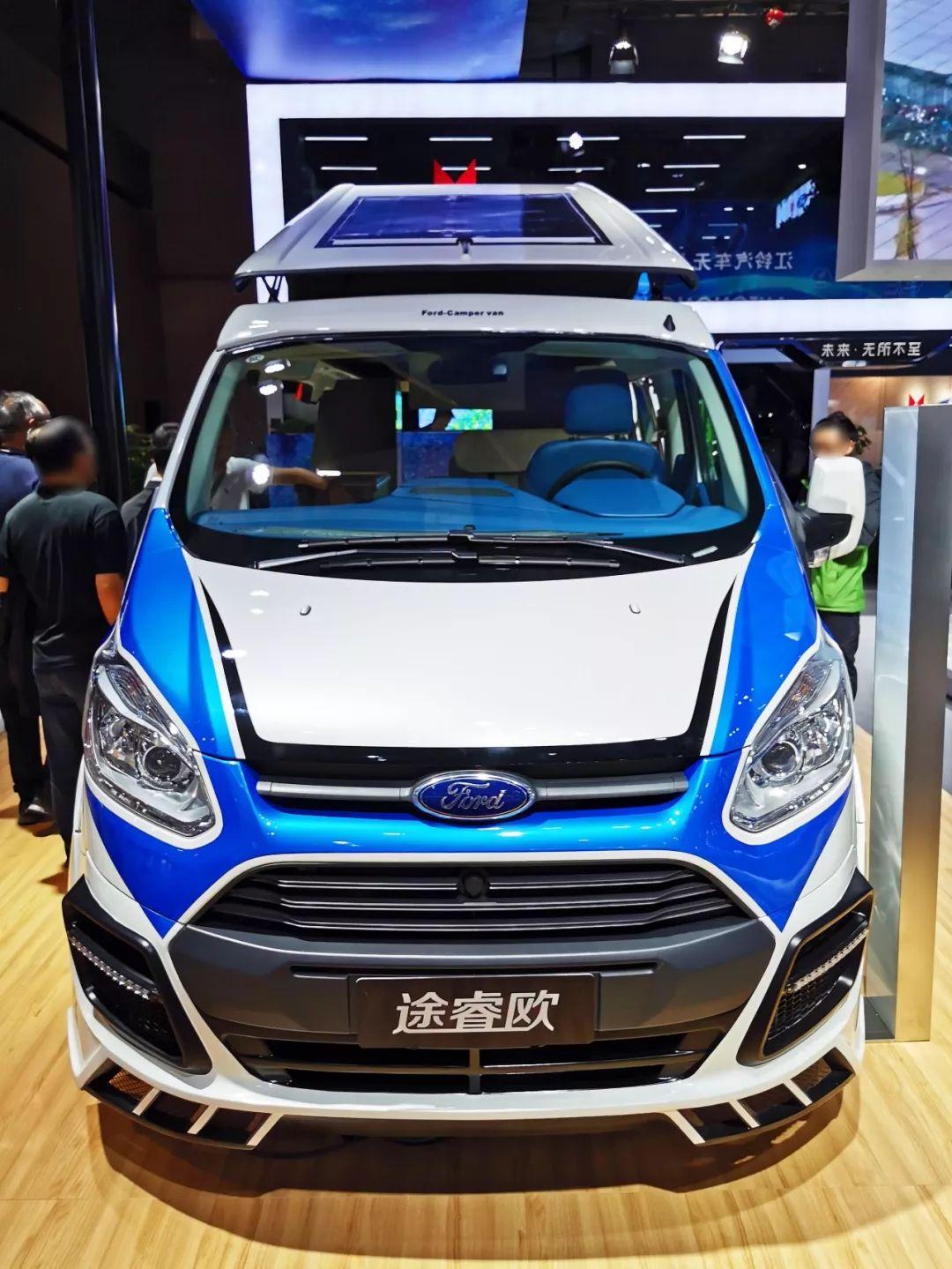 上海车展的这辆