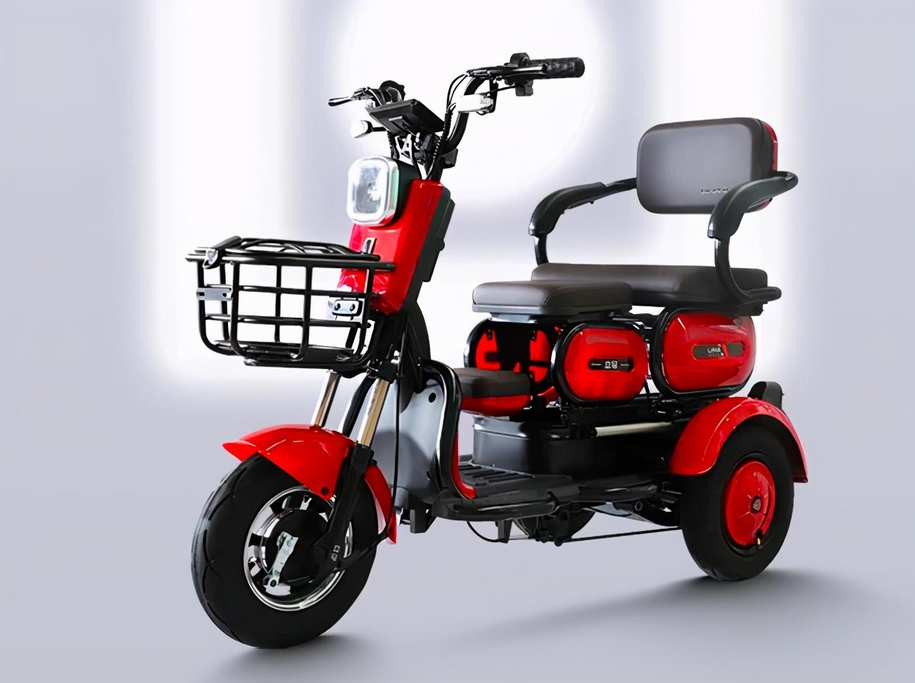 这2款电动三轮车安全可靠,操控简单,适合中老年人代步