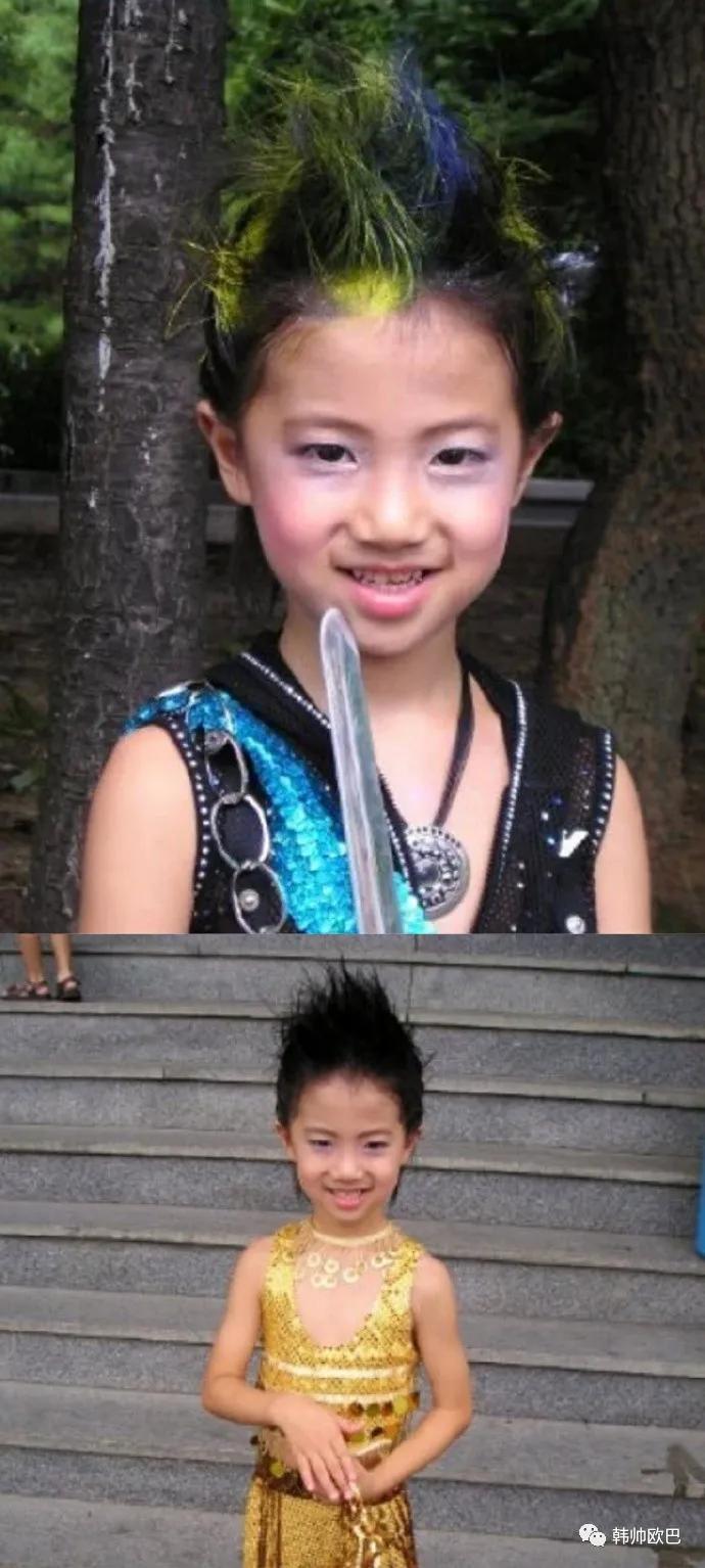 韩爱豆论坛评选出的,育儿难易度最高的爱豆们