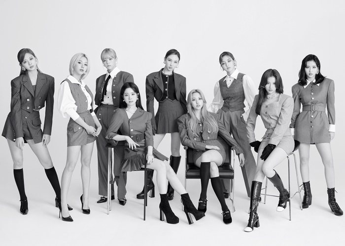 出道5年,TWICE销量破1千万,捍卫KPOP女团代表的权威
