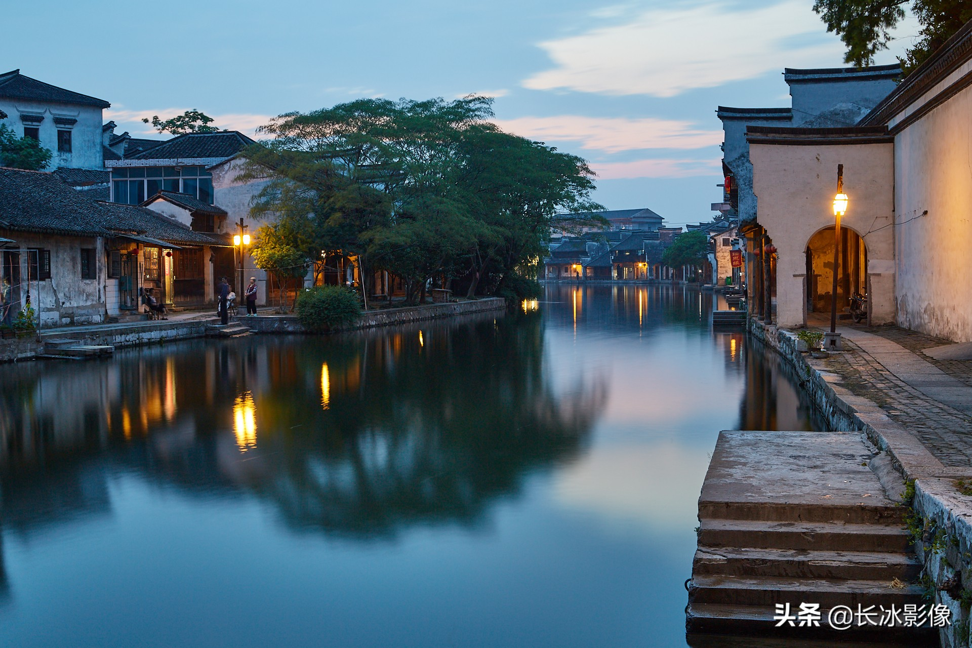 这个浙江古镇如此有魅力,一年时间去了8次,离开上海还是很怀念
