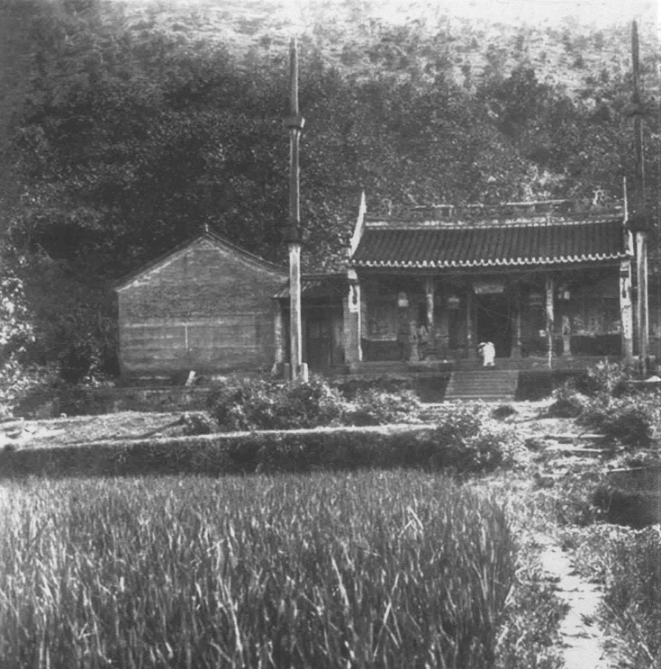 广东河源的老照片
