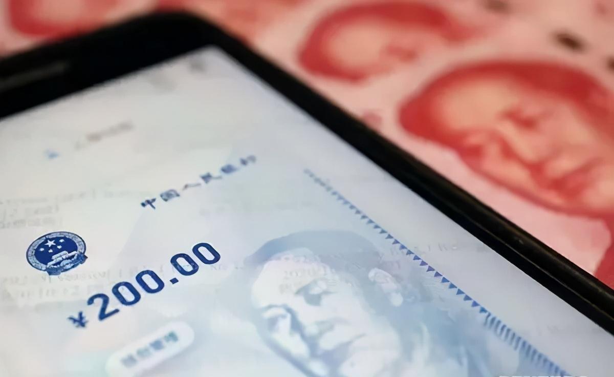 数字人民币匿名可控,未来,一切资产包括人的身份都将被数字化