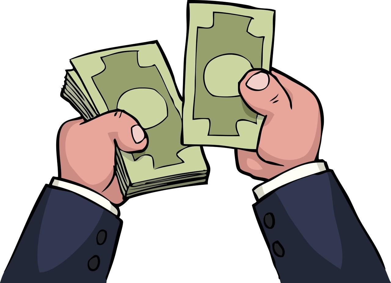从来没有别人欠我们的钱,只有我们欠别人的钱