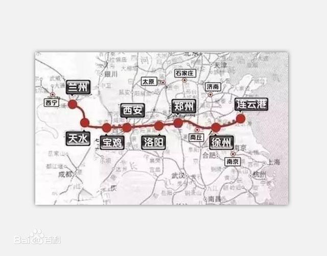 陇海线为什么叫陇海线(铁路三横五纵记忆法)