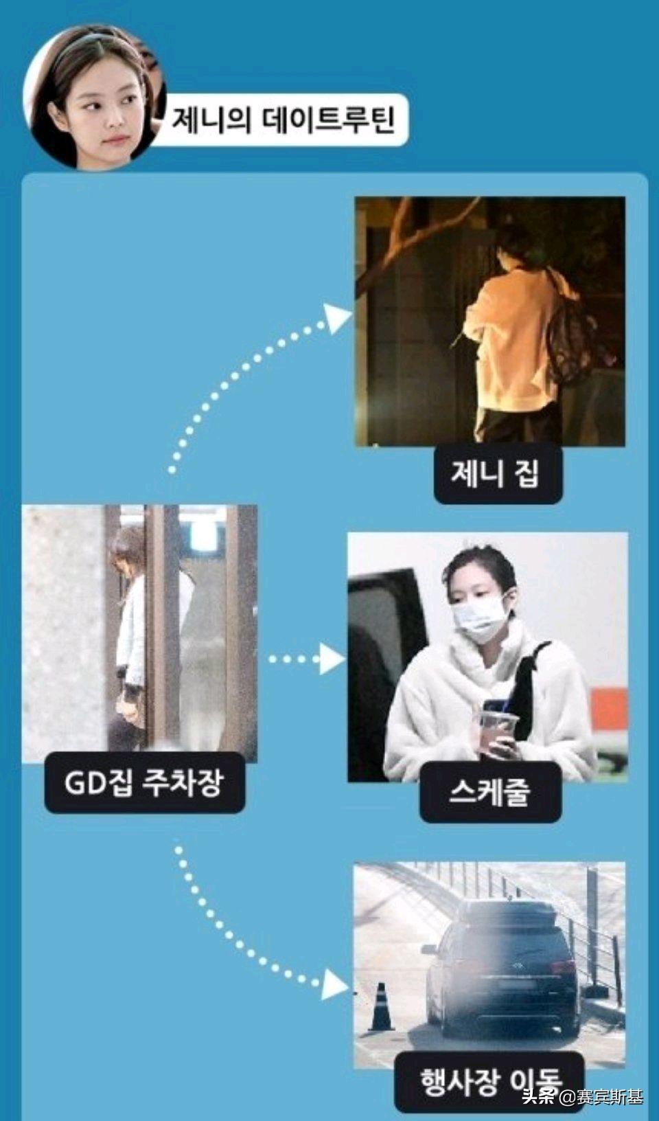 权志龙JENNIE曝出已恋爱一年 YG娱乐回应没否认