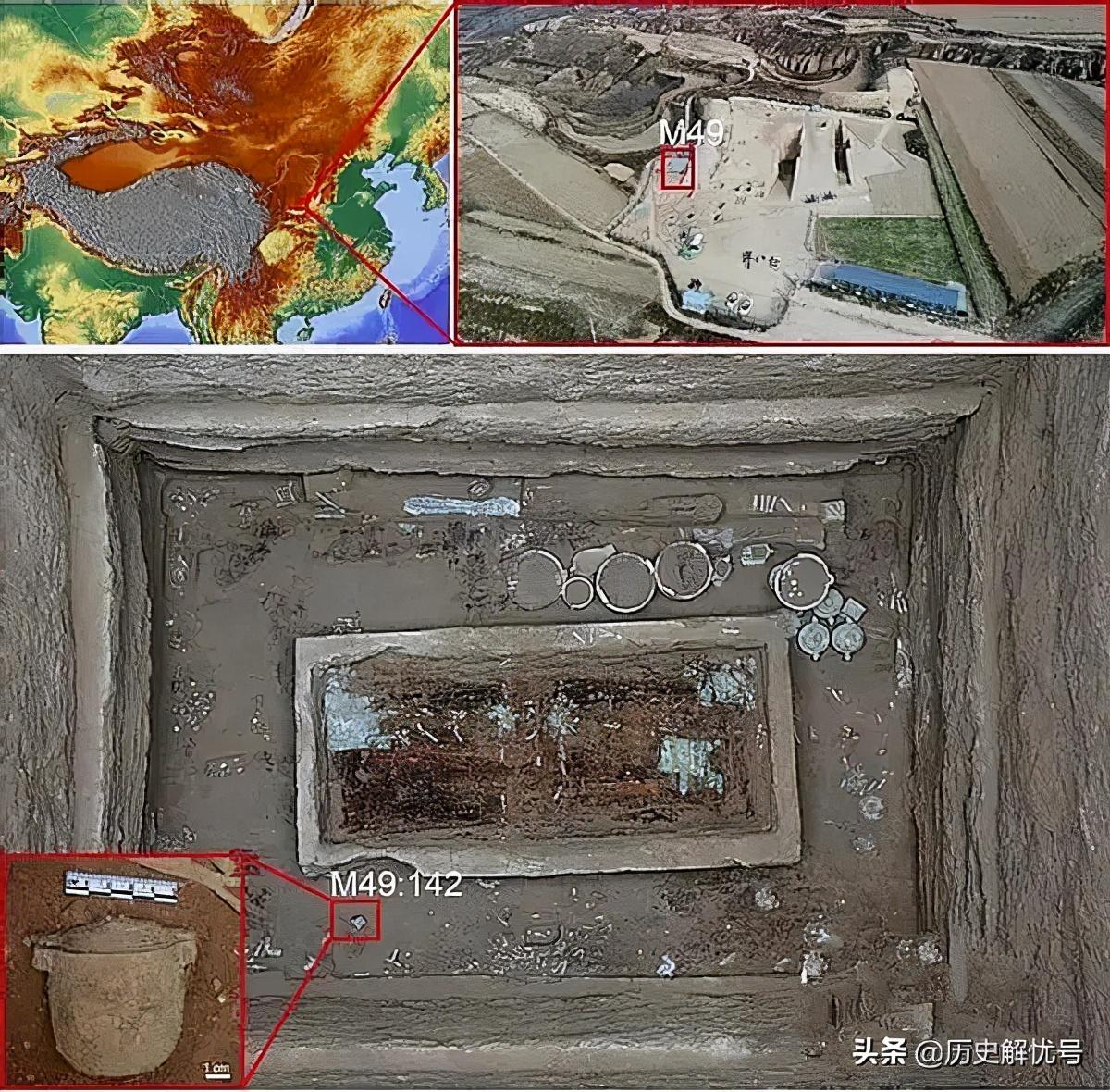 """别骂""""小鲜肉""""化妆了,考古证明,三千年前中国男性就已学会美白"""