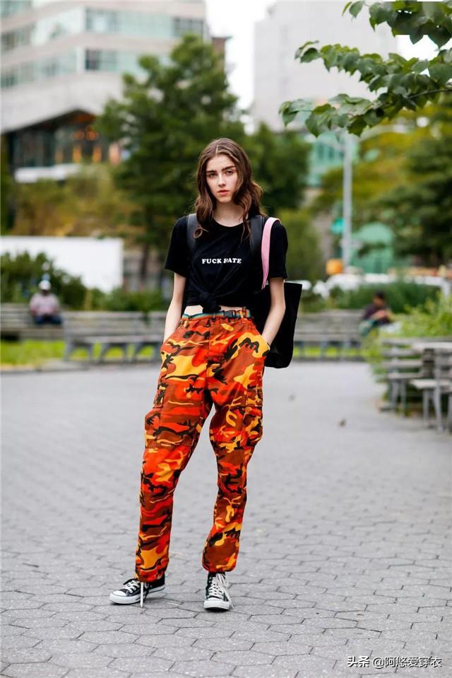 """阔腿裤大势已去,今年流行""""公主裤"""",洋气又显瘦,时髦精都在穿"""