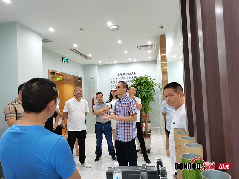 专访龚氏优秀宗贤 永利坚铝业西南分公司总经理龚元国