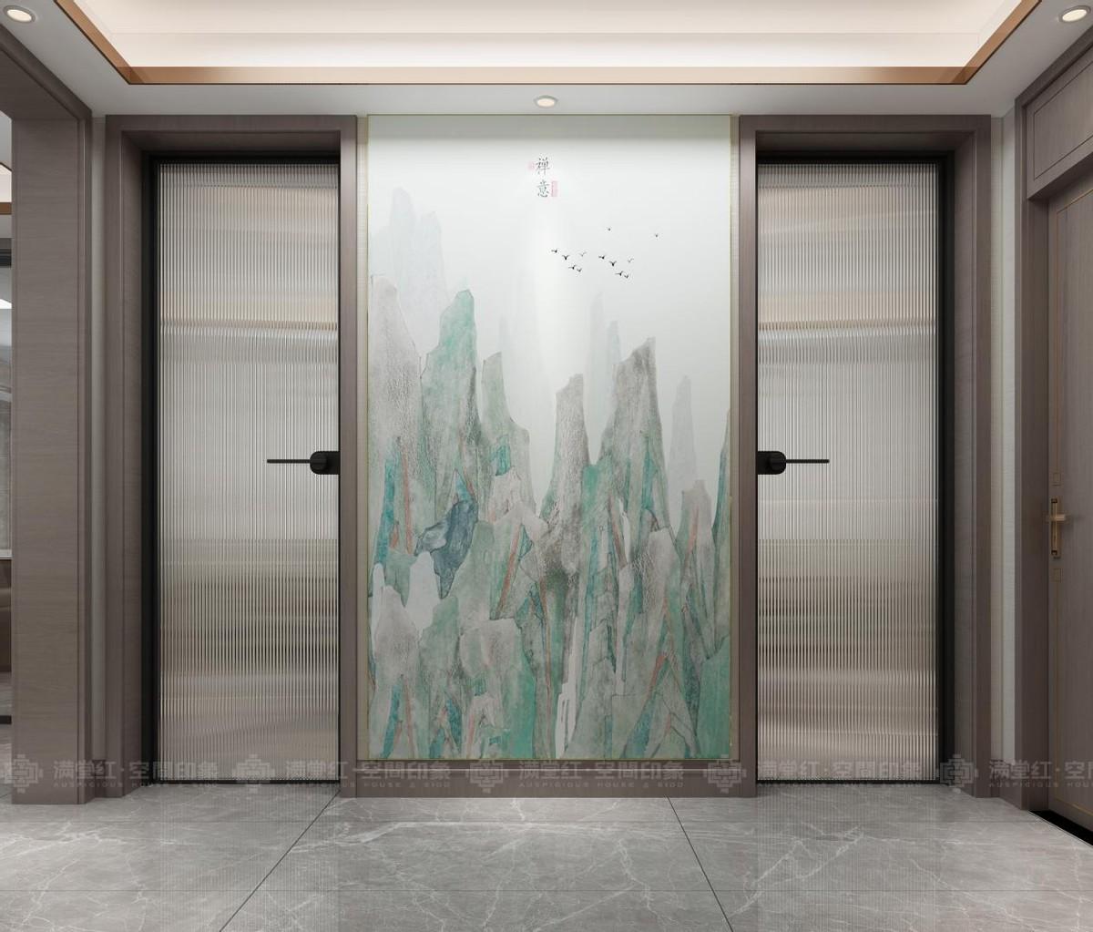长虹玻璃怎样装修出超高颜值空间,快来看有你想要的效果么