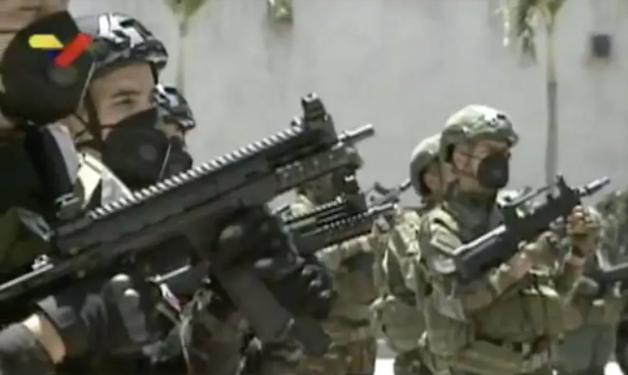 激战72小时!委内瑞拉军队前线遭重创,大量中俄造武器恐被缴获
