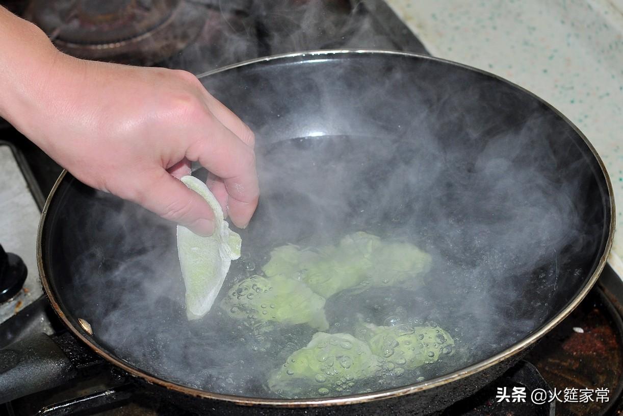 具有食疗作用的川味碧绿菠菜饺 食疗养生 第8张