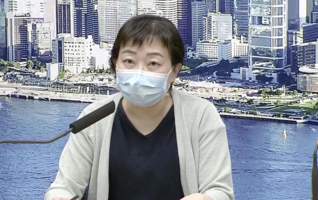 香港新增19例确诊病例,其中包括一名快递员