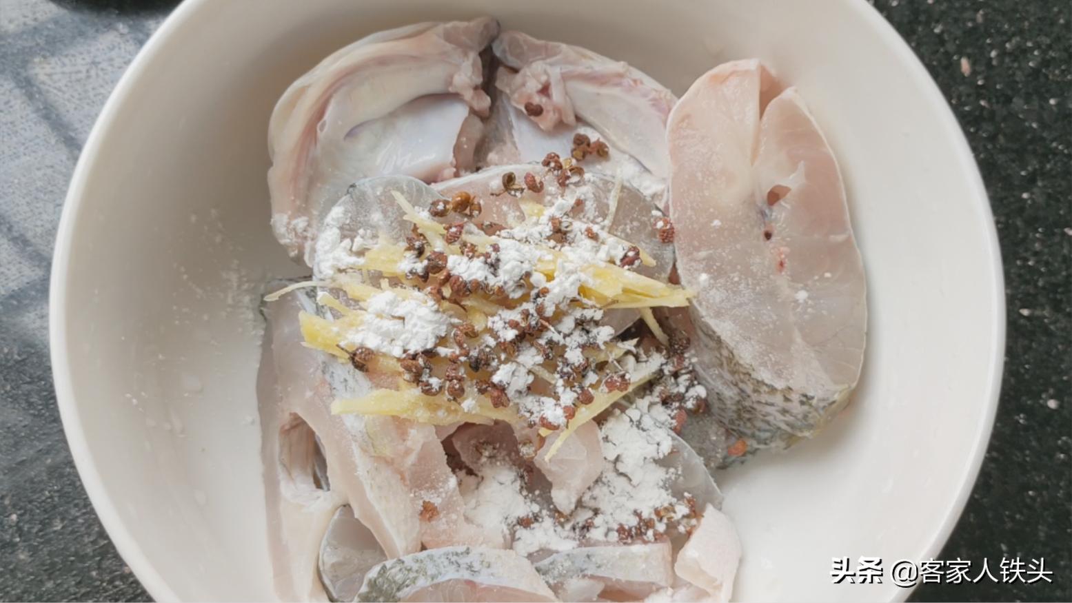 廣東人吃魚最愛的一個做法,不煎不炸7分鐘出鍋,嫩滑漂亮又好吃